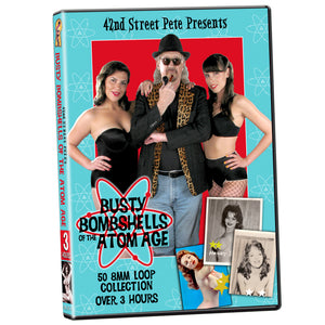 42nd Street Pete's 8mm Madness 10: Busty Bombshells (DVD)