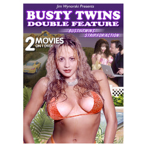 Busty Twins / Strip for Action Double Feature DVD
