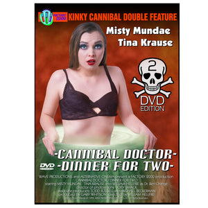 Cannibal Doctor / Dinner For Two (2-DVD)