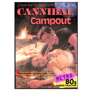 Cannibal Campout (DVD)