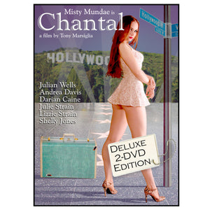Misty Mundae CHANTAL 2-DVD Edition