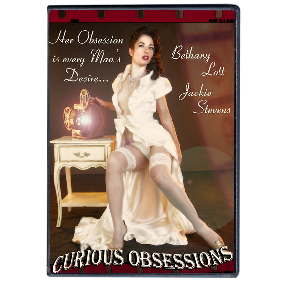 Curious Obsessions (DVD)