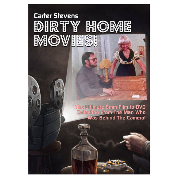 8mm Movie Loops - Carter Stevens' Dirty Home Movies (2-DVD)