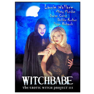 Erotic Witch Project 3: WitchBabe (DVD)