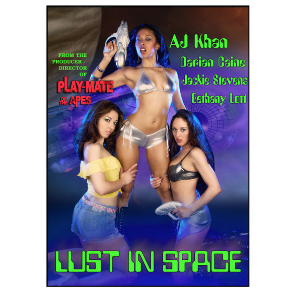 Erotic Witch Project 4: Lust in Space (DVD)