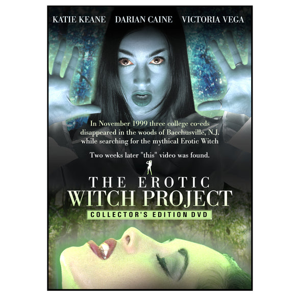 Erotic Witch Project (DVD)