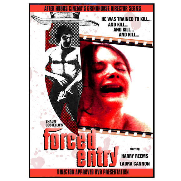Forced Entry Grindhouse Director Series (DVD)