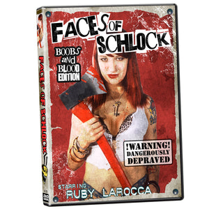 Faces of Schlock Blood 'N Boobs Edition (DVD)