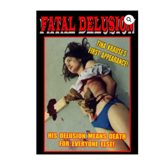 WAVE Movies - Fatal Delusion (DVD)
