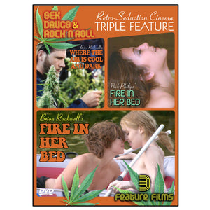 Fire In Her Bed Triple Feature (2-DVD)