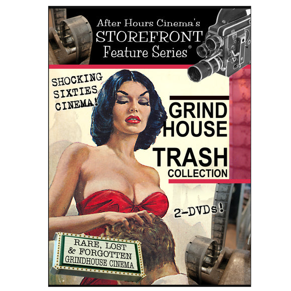 Grindhouse Trash Triple Feature Vol. 1 (2-DVD)