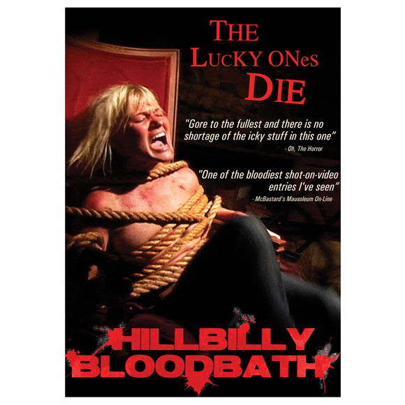 Hillbilly Bloodbath (DVD)