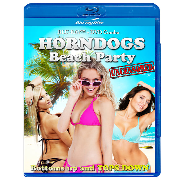 Horndog's Beach Party (Blu-Ray / DVD Combo)