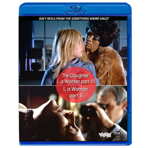 Racy Reels Vol. 3: I A Woman 2 / The Daughter: I A Woman 3 (Blu-Ray)