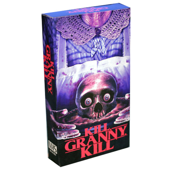 Kill Granny Kill (Limited Edition VHS)