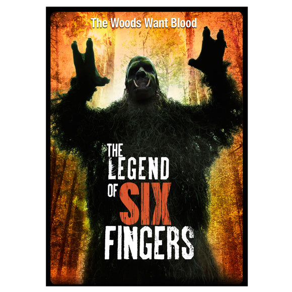 Legend of Six Fingers (DVD)