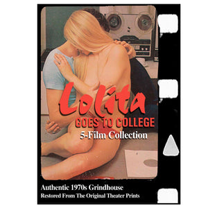 Lolita Goes To College 5-Film Collection (DVD)