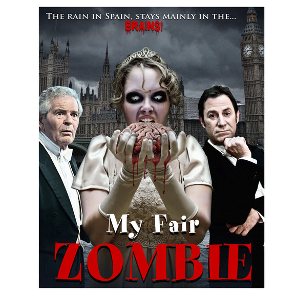 My Fair Zombie (DVD)
