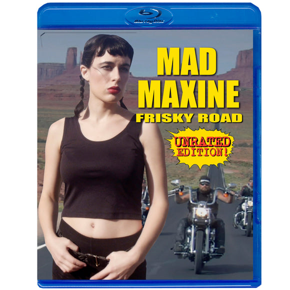 Mad Maxine: Frisky Road (Blu-Ray)