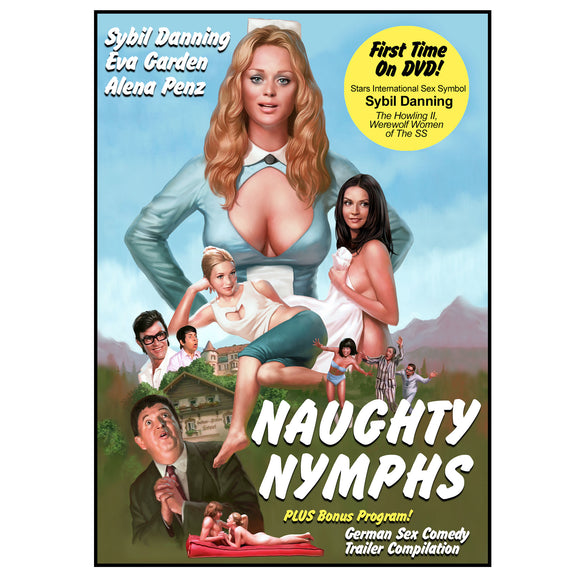 Naughty Nymphs (DVD)