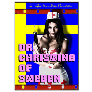 Dr Christina of Sweden / The Nurse (DVD)