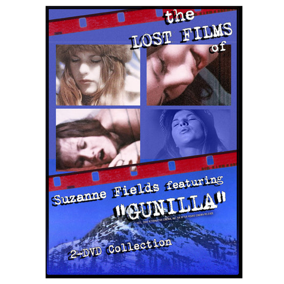 Gunilla: The Lost Films of Suzanne Fields (2-DVD)