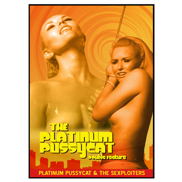 Platinum Pussycat / Sexploiters Double Feature (DVD)