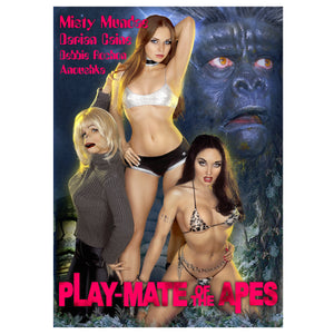 Play-Mate of the Apes (DVD)