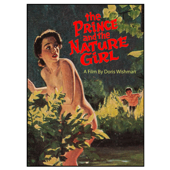 Prince and the Nature Girl (DVD)