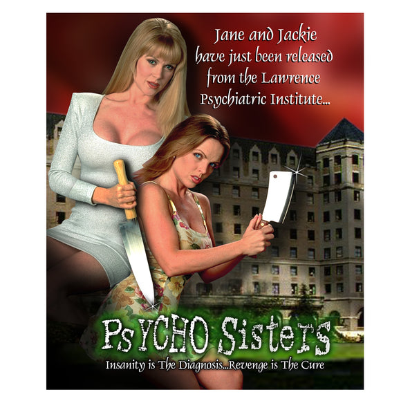 Psycho Sisters (2-DVD)