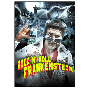 Rock 'N Roll Frankenstein - Remastered (DVD)