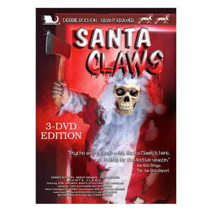 Santa Claws (3-DVD Edition)