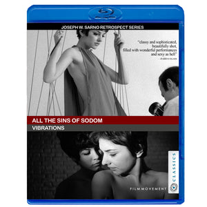 Joe Sarno Retrospect Series Vol. 2: All The Sins Of Sodom / Vibrations (Blu-Ray)