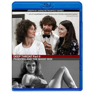 Joe Sarno Retrospect Series Vol. 3: Deep Throat II Collection (2-Blu-Ray)