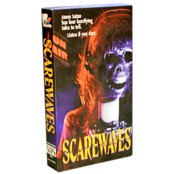 Scarewaves (Limited Edition VHS)