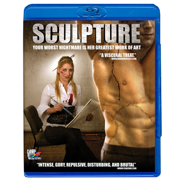 Sculpture (Blu-Ray)