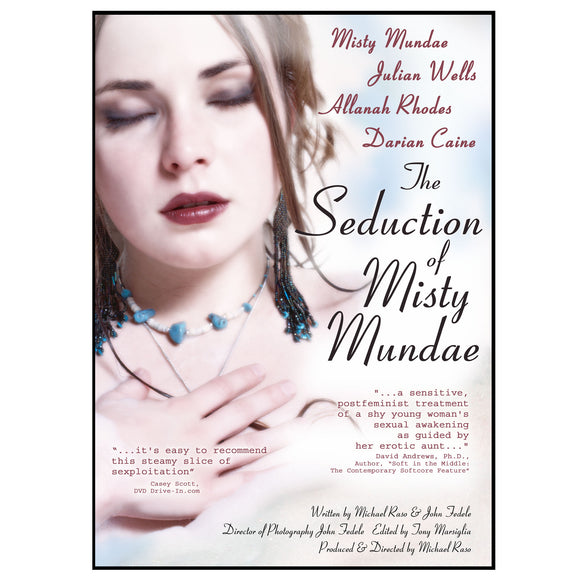Seduction of Misty Mundae (DVD + CD)