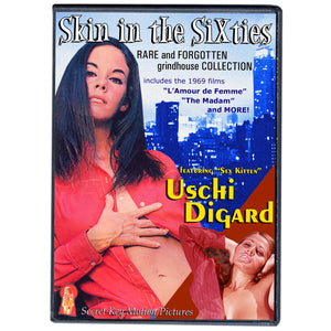 Skin in the Sixties Triple Feature - Uschi Digard (DVD)