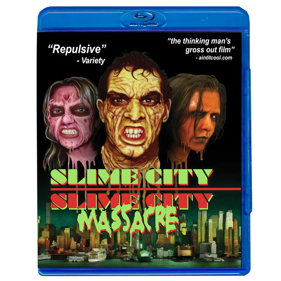 Slime City / Slime City Massacre (Blu-Ray)