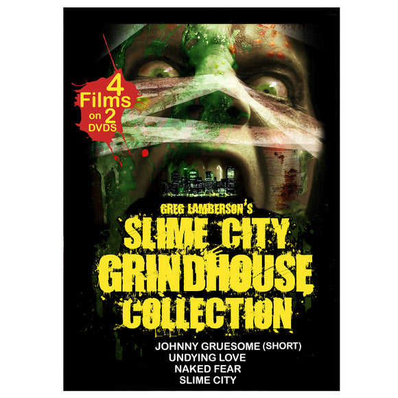 Slime City Grindhouse Collection (2-DVD)