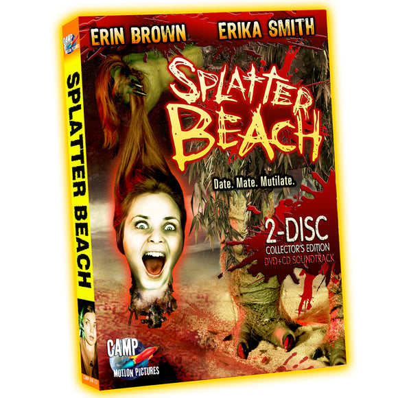 Splatter Beach (2-Disc)