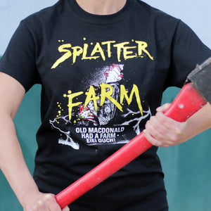 T-Shirt - Splatter Farm