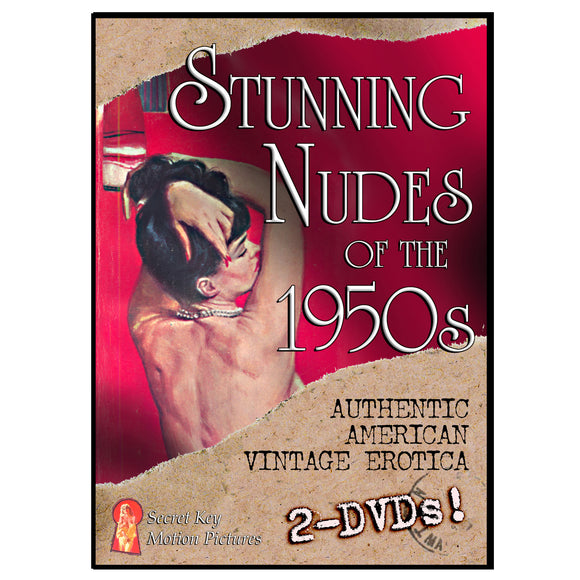 Stunning Nudes of the 1950s (2-DVD)