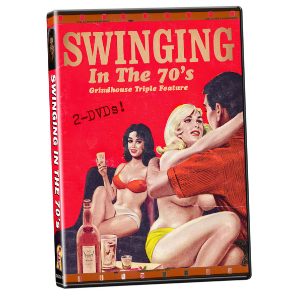 Swinging in the 70s Grindhouse Triple Feature (2-DVD)