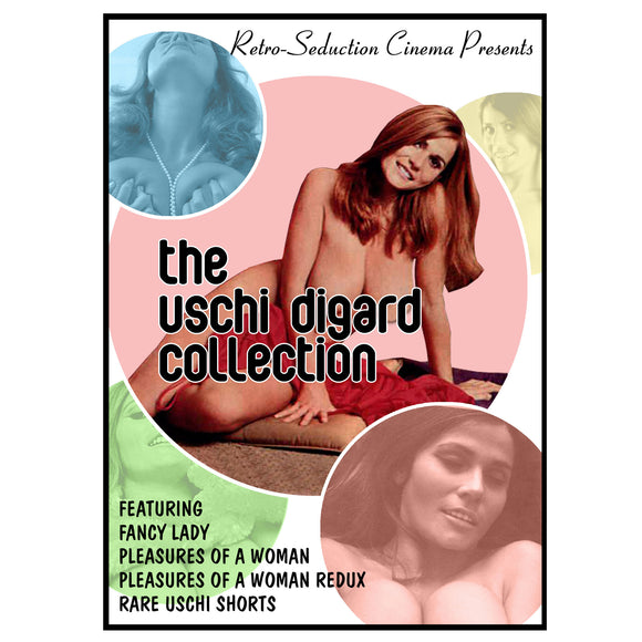 Uschi Digard Collection (2-DVD)