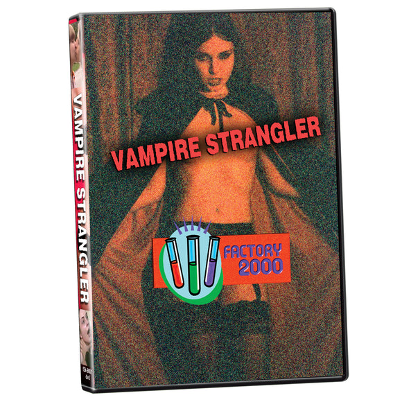 Vampire Strangler Collector's Edition (2-DVD)