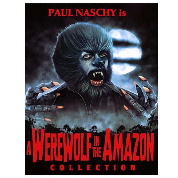 Werewolf in the Amazon (2-DVD Set)