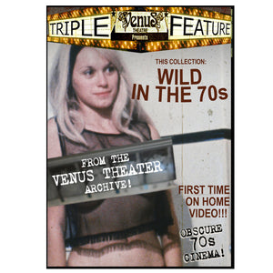 Wild In The 70s Triple Feature (DVD)