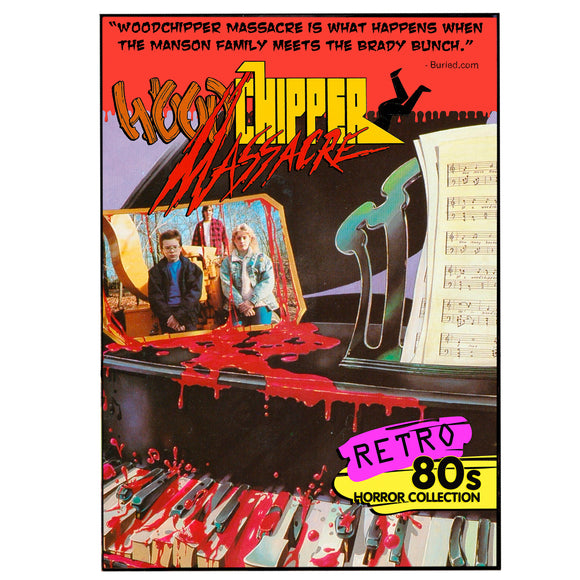 Woodchipper Massacre (DVD)