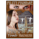 Misty Mundae Lust In The Mummy's Tomb (DVD)